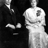 Wedding portrait Welling
