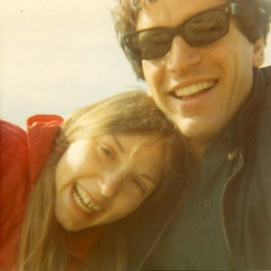 Elaine and Vic 1968