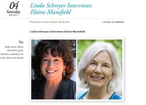Linda-Schreyer-Interviews-Elaine-Mansfield