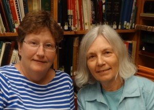 Elaine Mansfield and Jill Swenson - An Interview