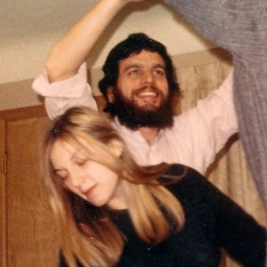 Elaine and Vic dancing 1967