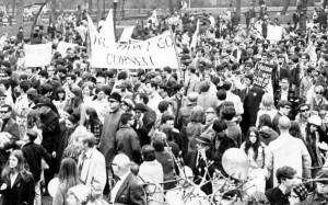 New York City Anti-war Protest 1967