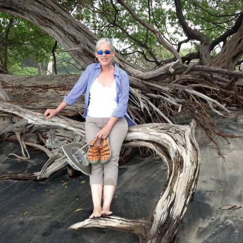 Growing Gray A Jungian Writer Embraces The Crone Elaine Mansfield
