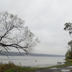 Seneca Lake,proposed gas industry site on opposite shore