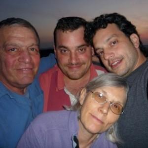 family in spring 2008