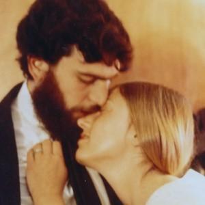 Wedding day and wedding ring, 1968