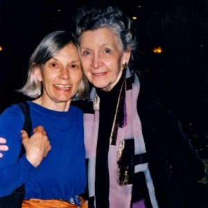 With Marion, 2005