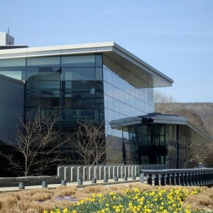 Corning Museum of Glass (wikimedia)