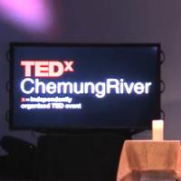 Elaine Mansfied - TedX - ChemungRiver