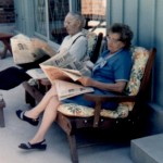 Grandpa and Grandma 1965