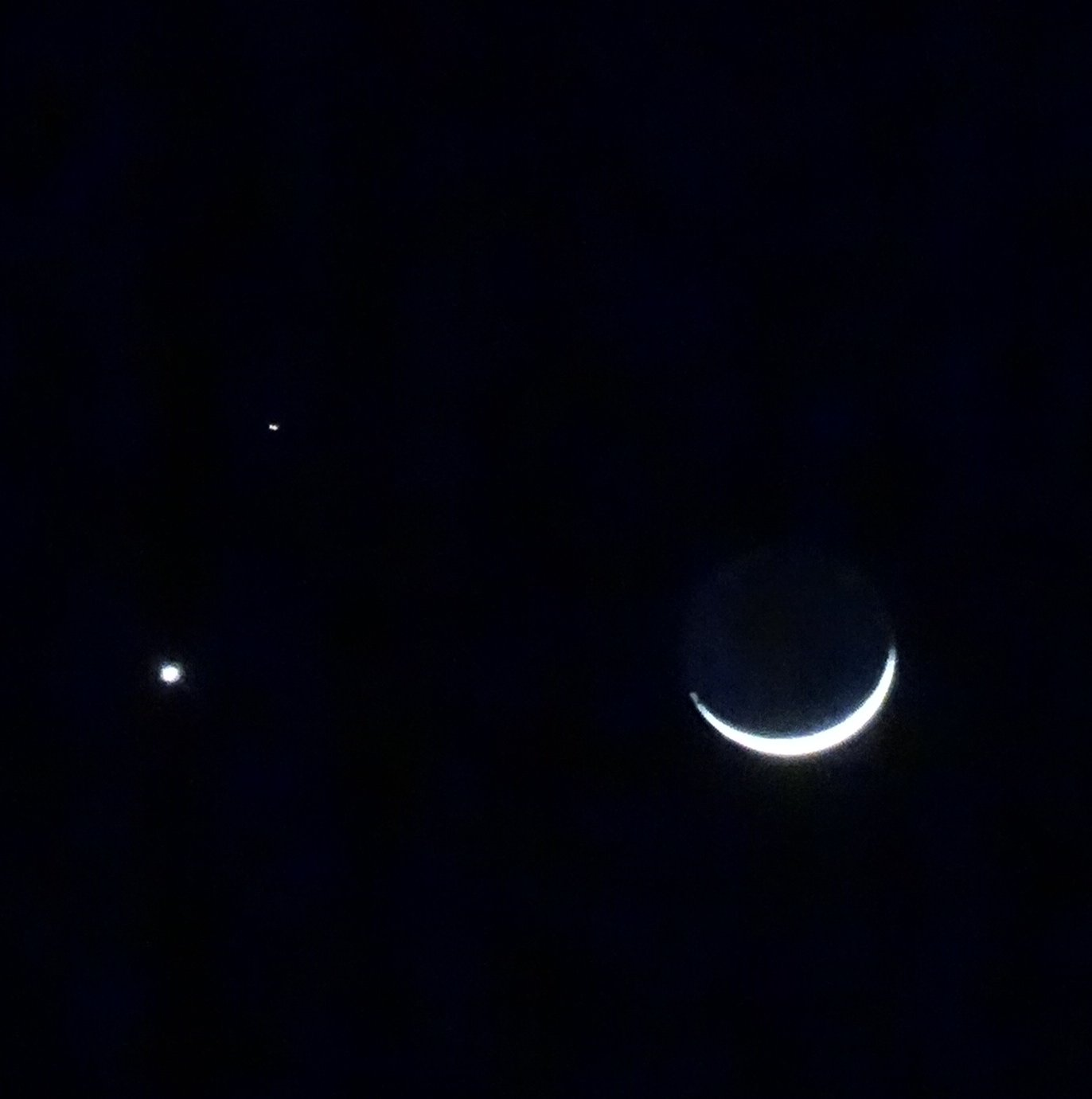 mars venus moon conjunction photos - photo #17