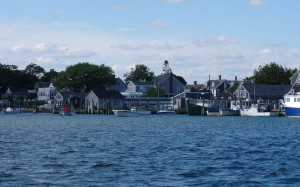 Old Westport Harbor