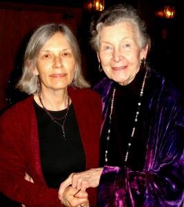 Elaine & Marion Woodman 2007
