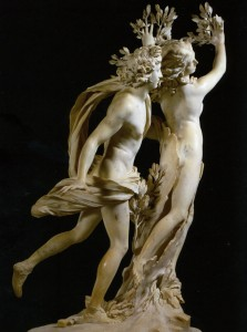 Daphne and Apollo, Gian Lorenzo Bernini, 1598–1680)