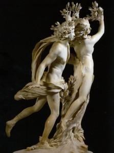 Daphne and Apollo, Gian Lorenzo Bernini, 1598–1680)