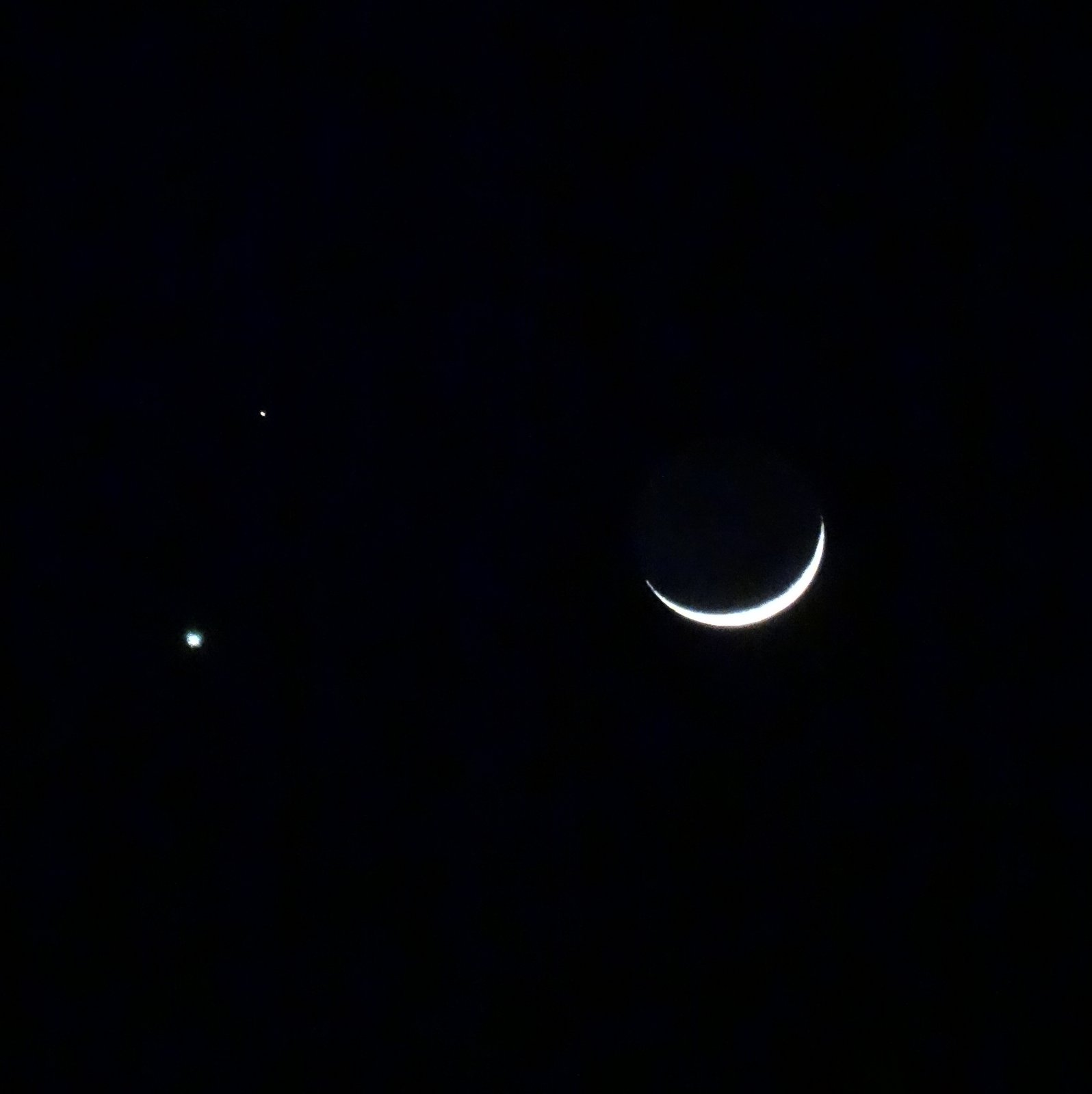 mars venus moon conjunction photos - photo #37