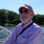 Jim on the Westport River