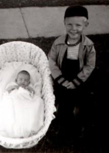 Elaine & Jim Ware 1945