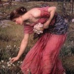 John William Waterhouse, Narcissus, 2012