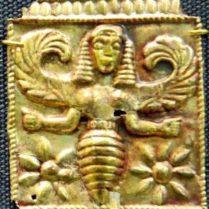 Melissa, Minoan Bee Goddess, 700 BC