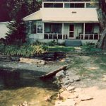 Our house on Cayuga Lake 1968