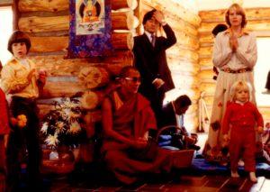 Dalai Lama 1979