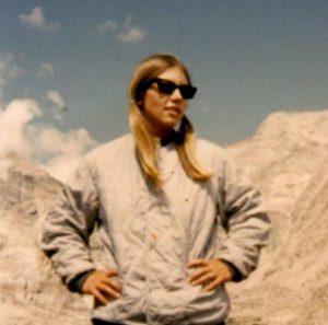 Elaine in 1969