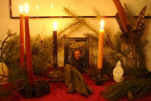 A solemn Solstice in 2009