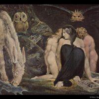 Triple Hecate, William Blake, 1795 (wikipedia)