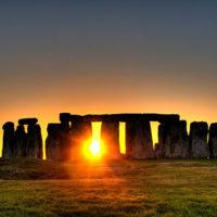 Winter Solstice at Stonehenge, Wikimedia Commons