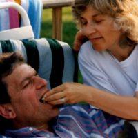Vic & Elaine in 1990s