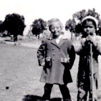Elaine black girl 1953
